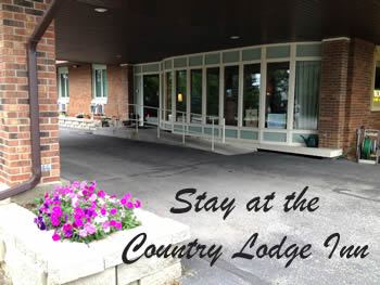 Country Lodge Inn - Lodging in Harmony Minnesota - Amish Tours, Niagara Cave, Biking, Amish Furniture, Lanesboro, Preston, Mabel